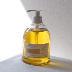 sapone fluido iperico, elicriso e propoli
