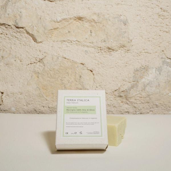 Saponi Solidi Marsiglia 100% Olio di Oliva